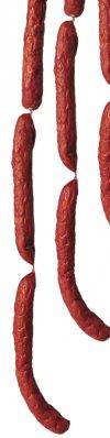 Колбаски ТМ Алан - Егерские с сыром полукопченые отзывы
