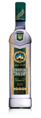 Водка Украина ТМ Президентський стандарт
