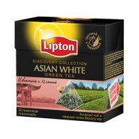 Чай зелёный ТМ Lipton
