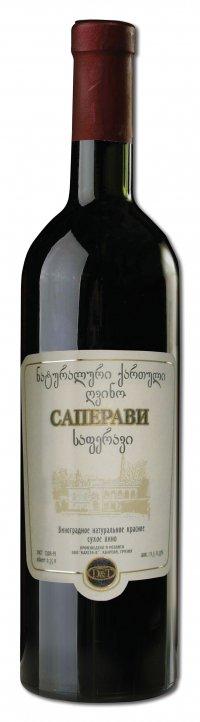 Вино Грузии Красное Сухое ТМ Зоря Кахетії