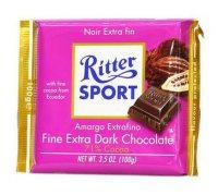 Шоколад Чёрный ТМ Ritter Sport