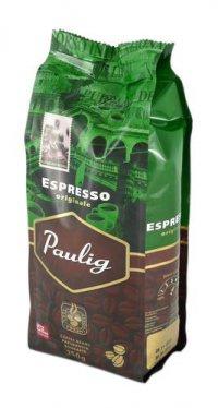 Кофе в зёрнах ТМ Paulig