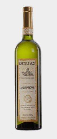 Вино Грузии Белое Полусладкое ТМ Kartuli Vazi