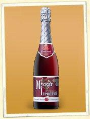 Шампанское Украины Розовое Полусладкое ТМ КЗШВ