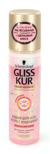 Кондиционер Для жёстких и неслушных волос ТМ Gliss Kur