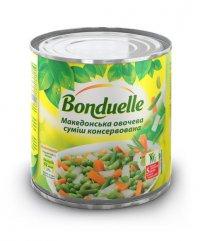 Овощные консервы Асорти ТМ Bonduelle