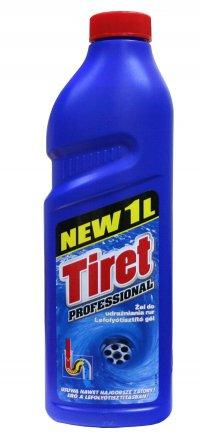 Для чистки труб ТМ Tiret