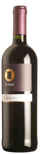 Вино Италии Красное Сухое ТМ Botter