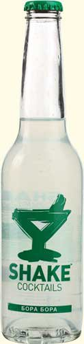 Слабоалкогольные напитки ТМ Shake