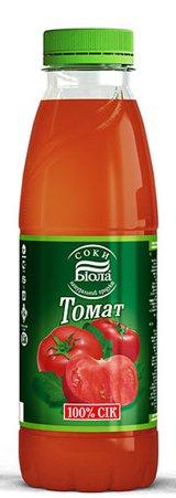 Сок Томатный ТМ Біола