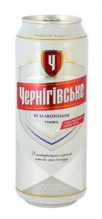 Пиво Без алкогольное ТМ Чернігівське
