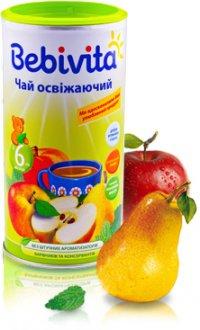 Чай Для детей ТМ Bebivita