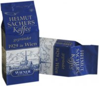 Кофе в зёрнах ТМ Helmut Sachers