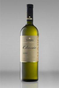 Вино Украины Белое Полусухое ТМ Шабо
