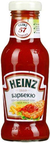 Соус На томатной основе ТМ Heinz (бакалея)