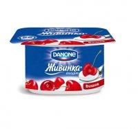 Йогурт вязкий ТМ Живинка Danone
