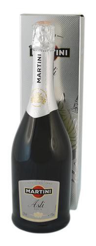 Шампанское Италии Белое Полусладкое ТМ Martini