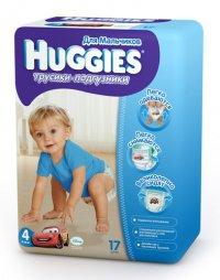 Детские подгузники Подгузники-трусики Для мальчиков ТМ Huggies