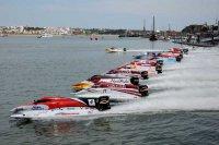Формула-1 на воде в Киеве
