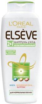 Шампунь-бальзам Для нормальных волос ТМ Elseve