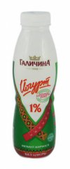Йогурт питьевой ТМ Галичина отзывы