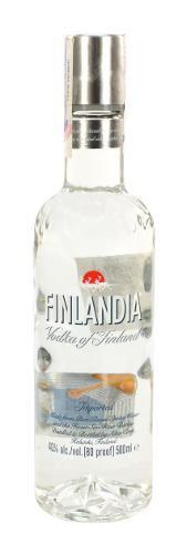 Водка Финляндия ТМ Finlandia
