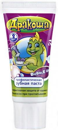 Зубная паста Для детей ТМ Дракоша