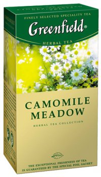 Чай травяной ТМ Greenfield