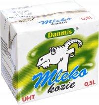 Молоко козье ТМ Danmis
