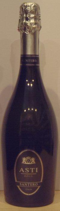 Шампанское Италии Белое Сладкое ТМ Santero