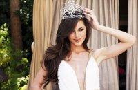 Олеся Стефанко стала второй Мисс Вселенной