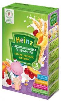 Каша без молока Для детей Пшеничная ТМ Heinz