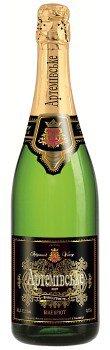 Шампанское Украины Белое Брют выдержаное ТМ Артемівське