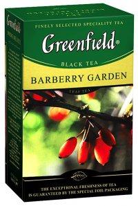 Чай чёрный ТМ Greenfield