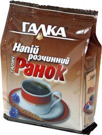 Кофейный напиток ТМ Галка