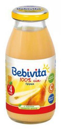 Сок Для детей ТМ Bebivita