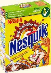 Сухие завтраки Для детей ТМ Nesquіk