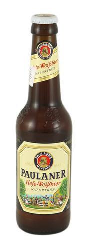 Пиво Нефильтрованное ТМ Paulaner