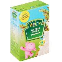 Каша Heinz рисовая с молоком