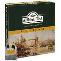 Чай чёрный ТМ Ahmad Tea