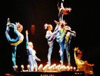 Цирк Дю Солей (Цирк Солнца)