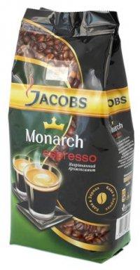 Кофе в зёрнах ТМ Jacobs