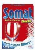 Соль Для посудомойных машин ТМ Somat