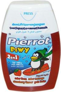 Зубная паста Для детей ТМ Pierrot