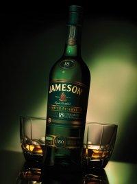 "Ирландский виски ""Jameson"""