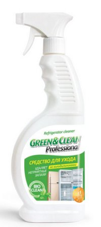Моющее средство для холодильников ТМ Green and Clean