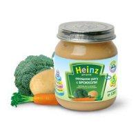 Хайнц  пюре рагу овощное с брокколи