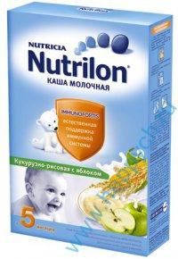 Нутрилон каша молочная