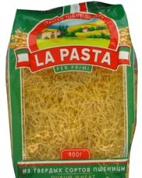 Вермишель ТМ La pasta