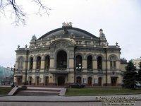 Национальная опера Украины им. Т.Г. Шевченко
